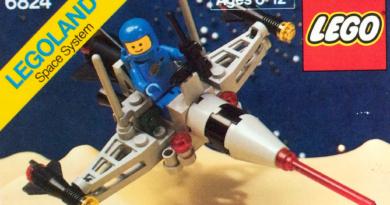 6824: Space Dart I