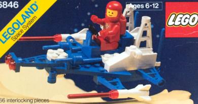 6846: Tri-Star Voyager