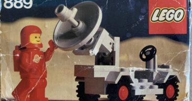 889: Radar Truck