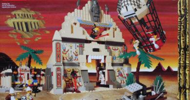 5988: Pharaoh's Forbidden Ruins