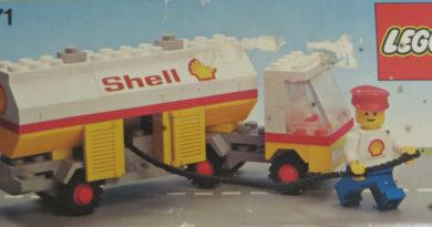 671: Shell Fuel Pumper