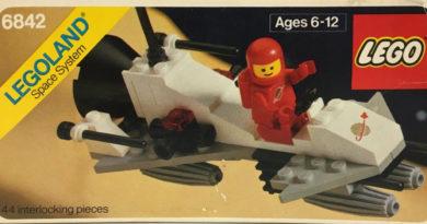 6842: Shuttle Craft
