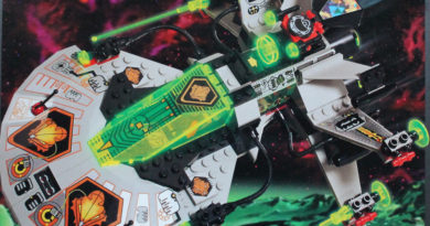 6915: Warp Wing Fighter