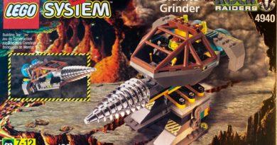 4940: Granite Grinder
