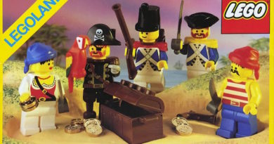 6251: Pirate Mini Figures (Sea Mates)