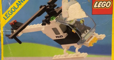 6642: Police Helicopter