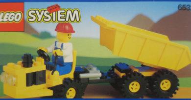 6532: Diesel Dumper