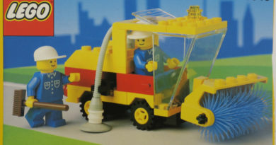 6645: Street Sweeper