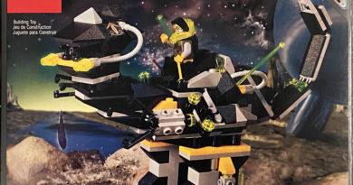 2152: Robo Raptor
