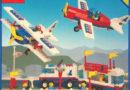 6345: Aerial Acrobats
