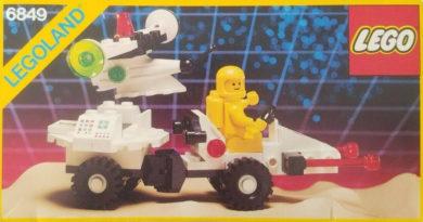 6849: Satellite Patroller