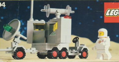 894: Mobile Ground Tracking Station