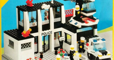 6386: Police Command Base