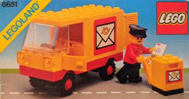 6651: Post Office Van