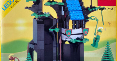 6054: Forestmen's Hideout