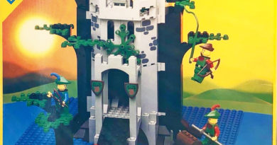 6077: Forestmen's River Fortress