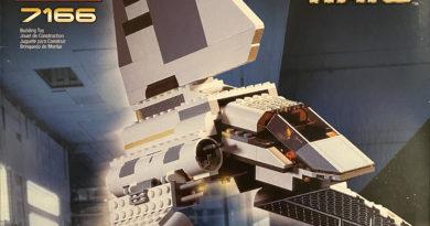 7166: Imperial Shuttle