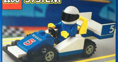 1750: Renault Formula 1 Racer