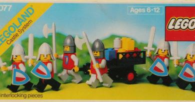 6077: Knight's Procession