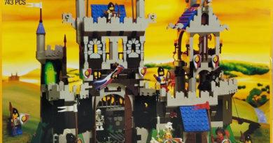 6090: Royal Knight's Castle