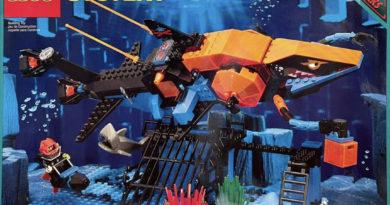6190: Shark's Crystal Cave