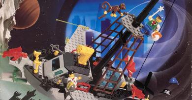 6493: Flying Time Vessel