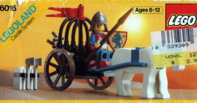 6016: Knight's Arsenal