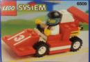 6509: Red Devil Racer