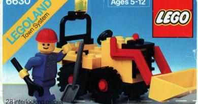 6630: Bucket Loader